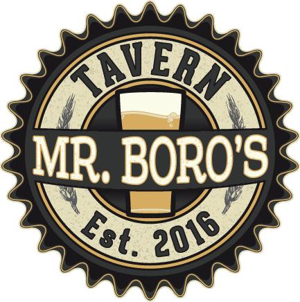 Mr. Boro's Tavern Logo 2016